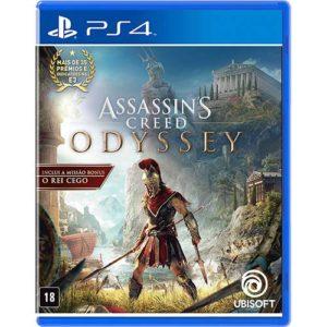 Assassins Creed Odyssey Br Ed. Limitada - PS4