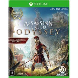 Assassins Creed Odyssey Br Ed. Limitada - Xbox One