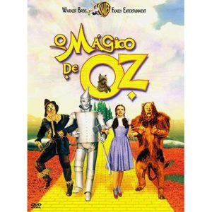 DVD O Mágico de Oz