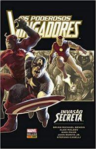Os Poderosos Vingadores: Invasão Secreta