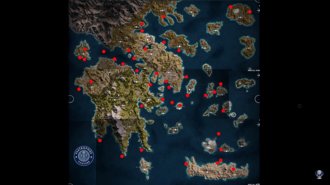 Assassin's Creed Odyssey | Dicas para platinar o novo jogo da franquia