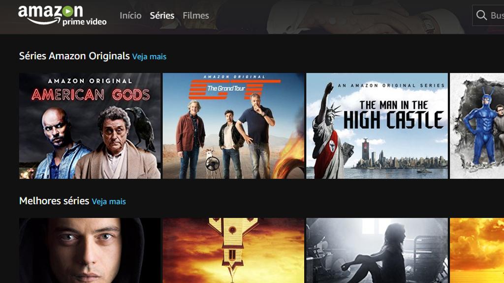 Tem Na Web - 13 melhores séries para assistir no Amazon Prime Video
