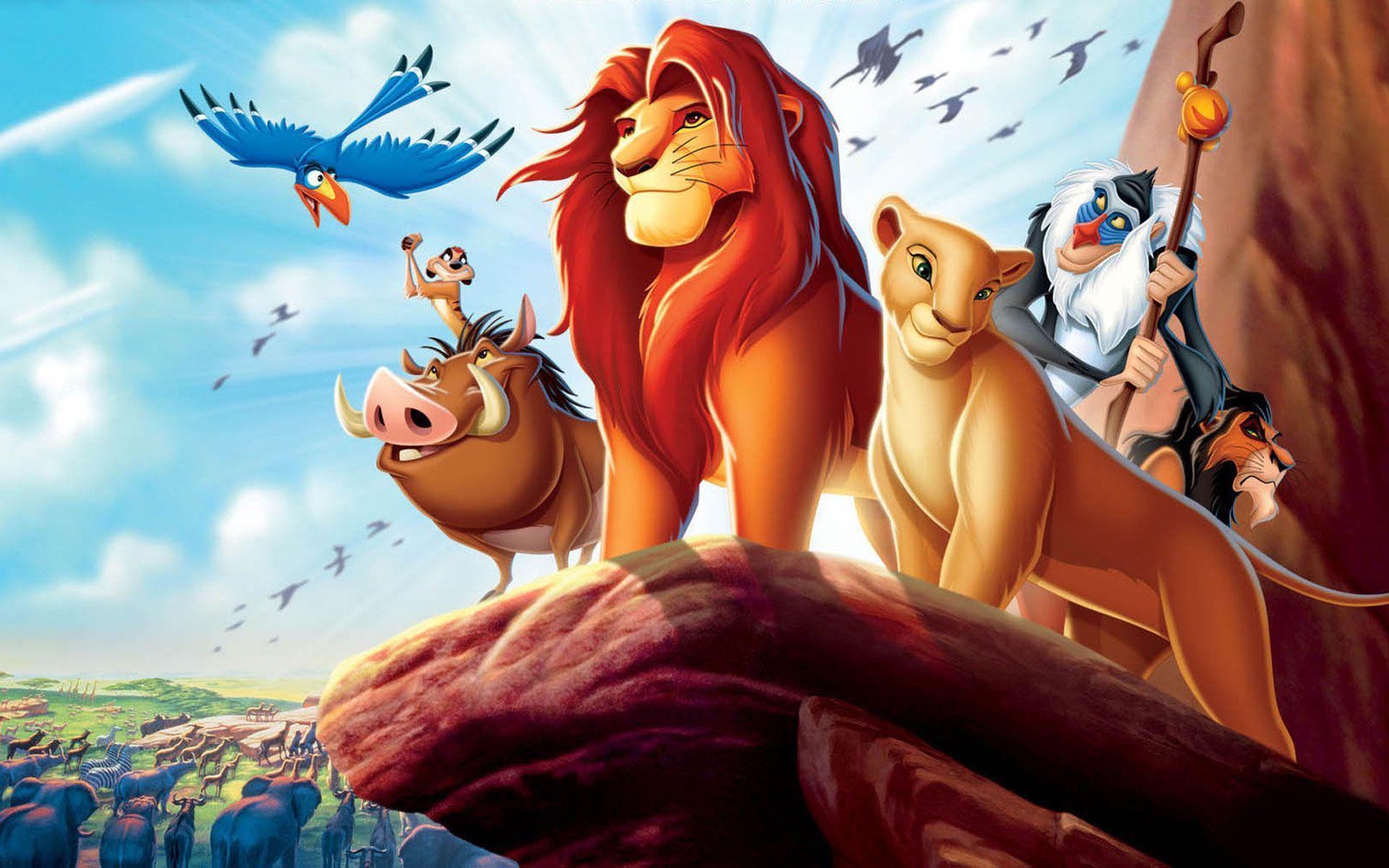 Resultado de imagem para o rei leão 1994