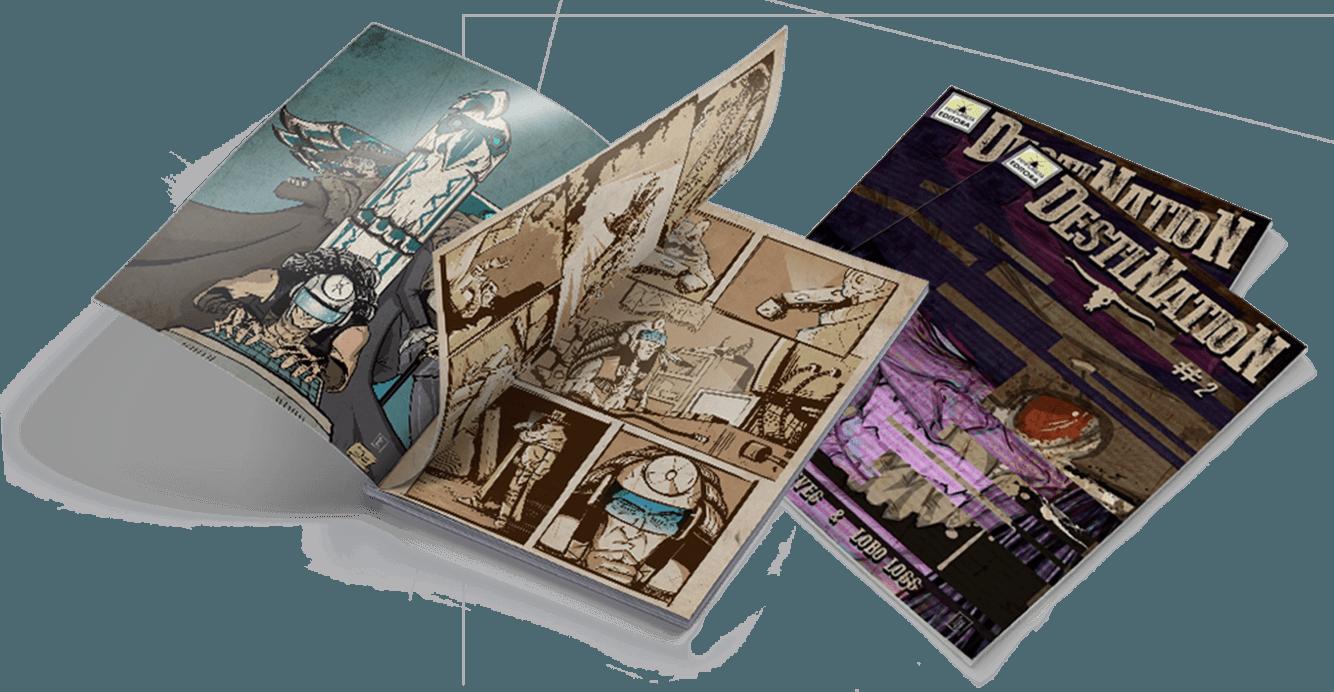 10 projetos de quadrinhos para você apoiar