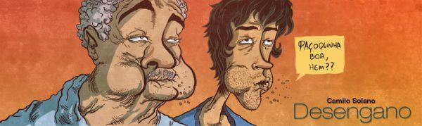 """Camilo Solano: """"os quadrinhos movem a minha vida"""""""