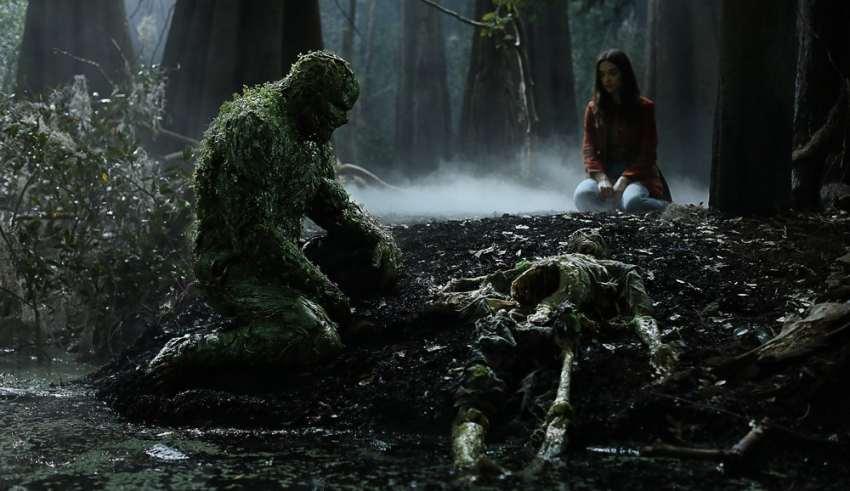 Monstro do Pântano | Um novo ar para séries da DC Comics