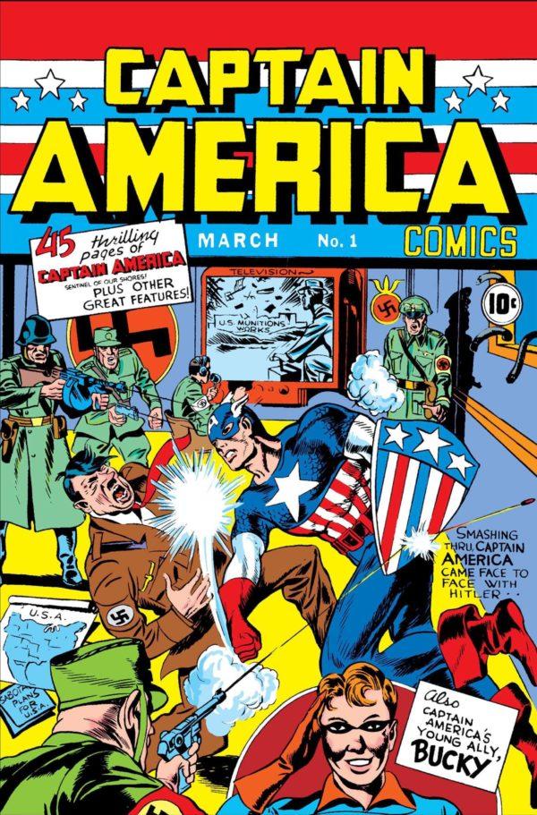 Marvel, fascismo e a história besta da apolítica