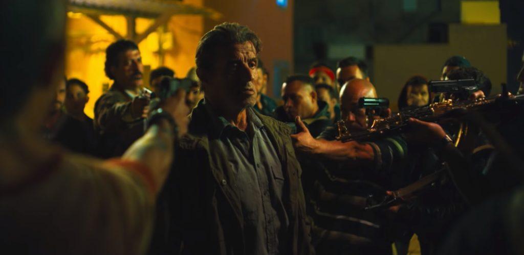 Rambo - Até o Fim (2019) | Como nos velhos tempos