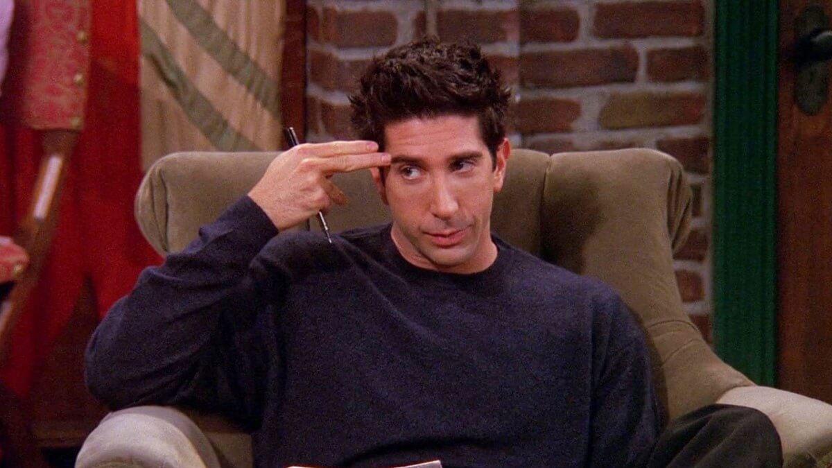Ross de 'Friends' já apareceu em outra série