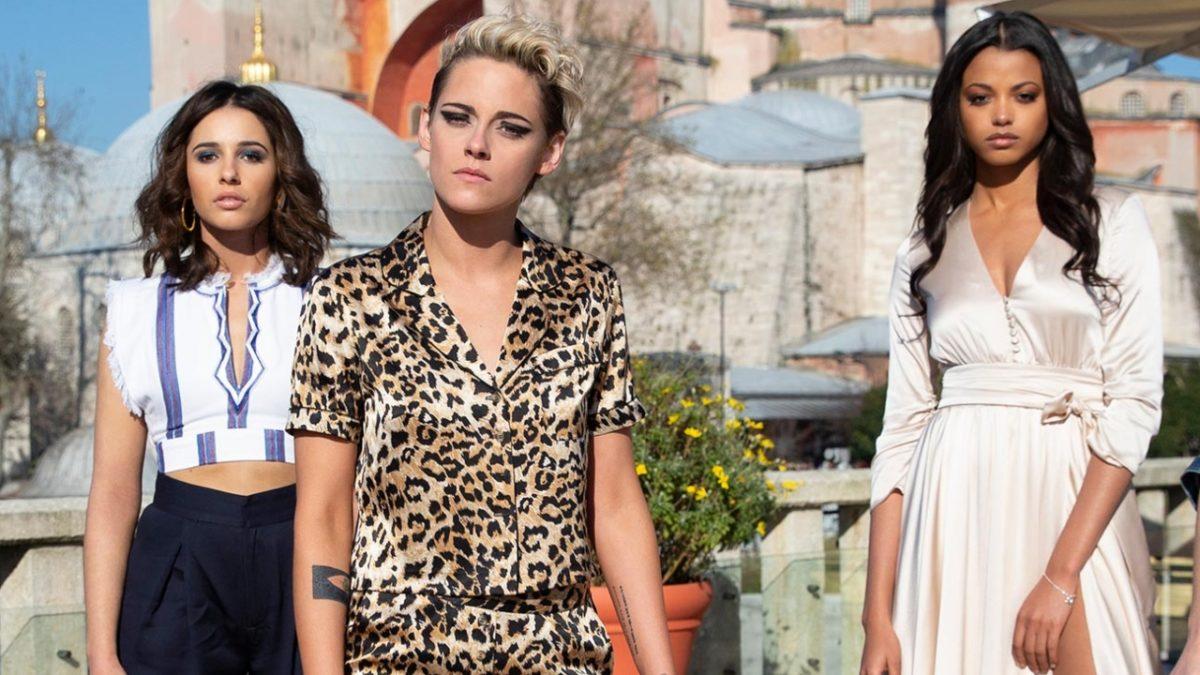 As Panteras (2019) | Aventura e diversão sem espaço para rivalidade feminina