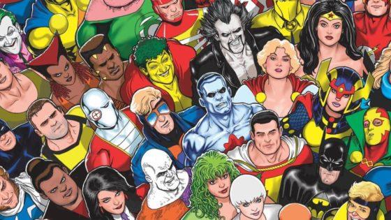 HQ do Dia | Lendas do Universo DC: Liga da Justiça