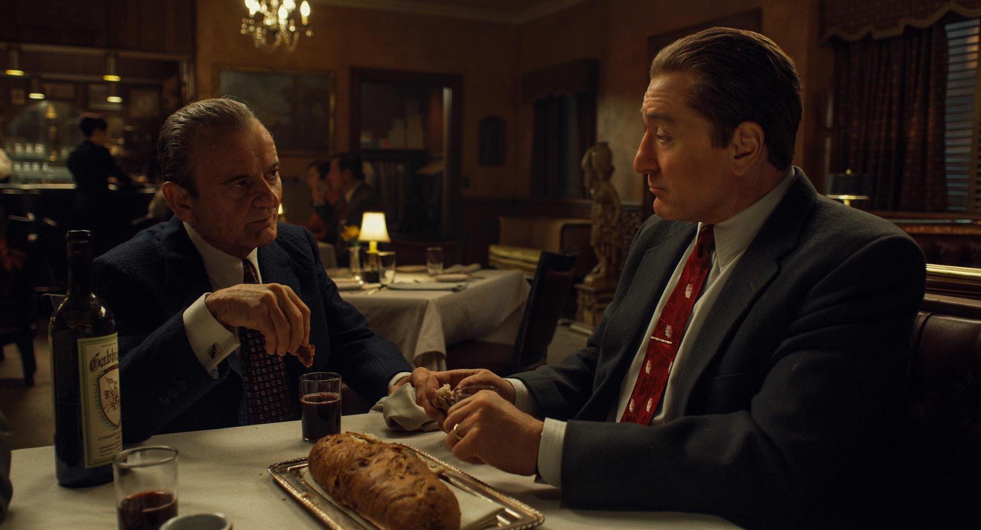 O Irlandês (2019) | Martin Scorsese em sua melhor fase