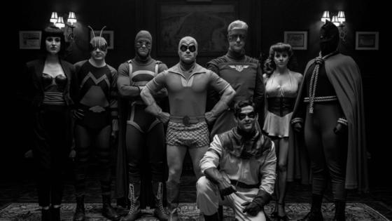 Watchmen e o espelho da realidade