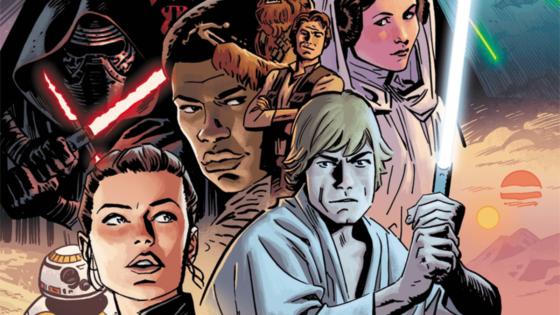 Os melhores quadrinhos de Star Wars