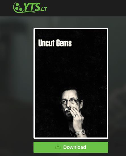 Uncut Gems | Vaza filme que pode dar Oscar à Adam Sandler