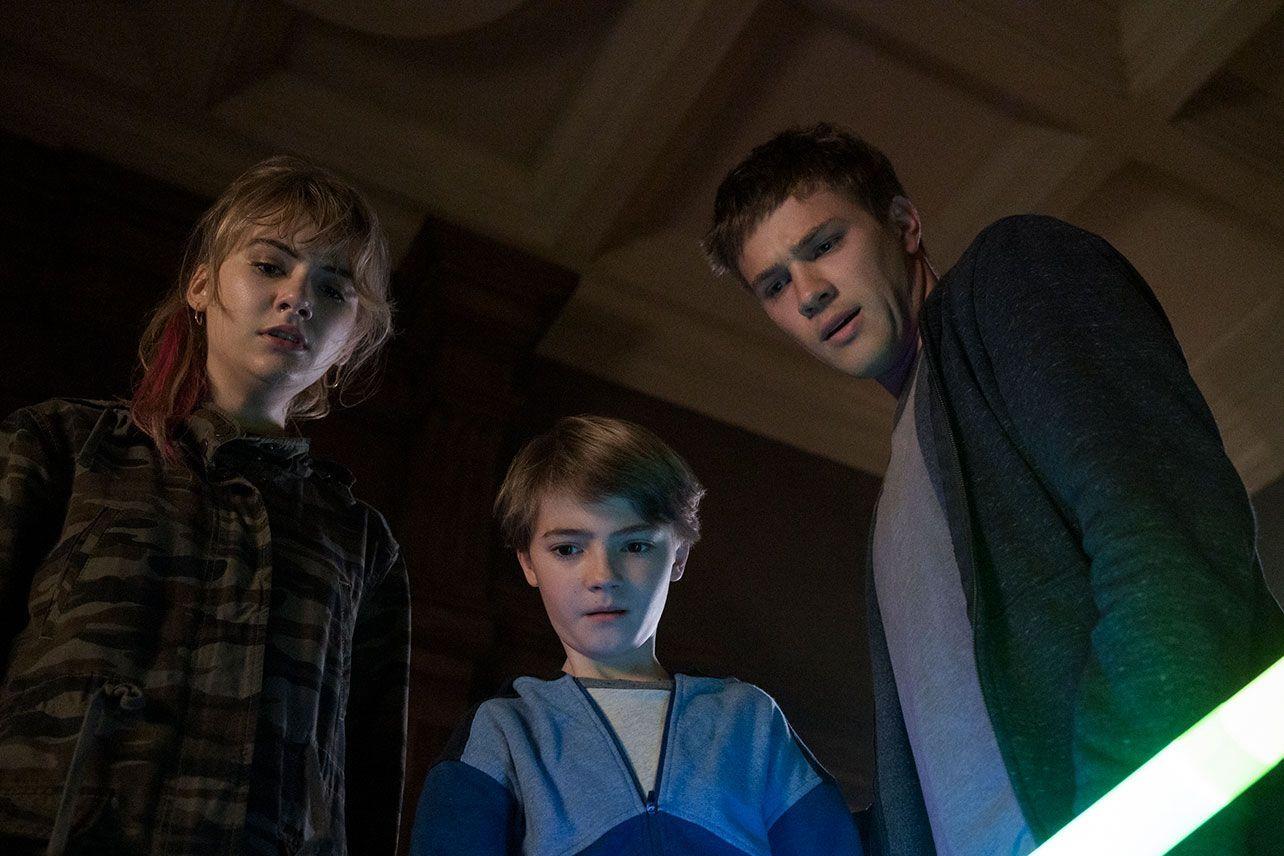 Locke & Key - 1ª Temporada | O lado sombrio da juventude