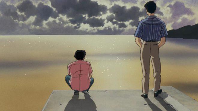 Eu Posso Ouvir o Oceano (1993) | Uma história de amor e lealdade
