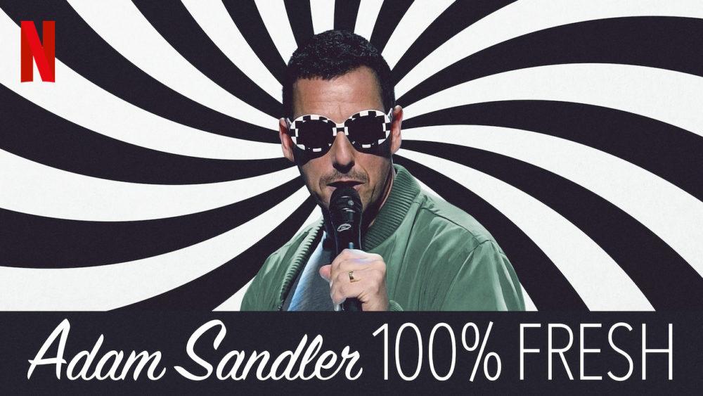 Adam Sandler 100% Fresh | Stand-up de comédia lindo e envolvente