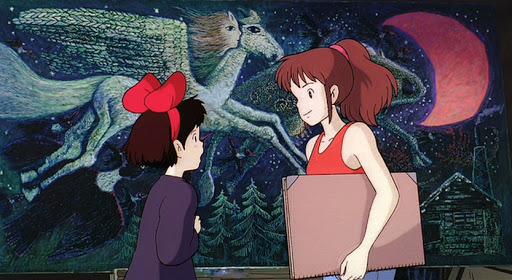 Os Serviços de Entregas da Kiki (1989) | Simples e mágico