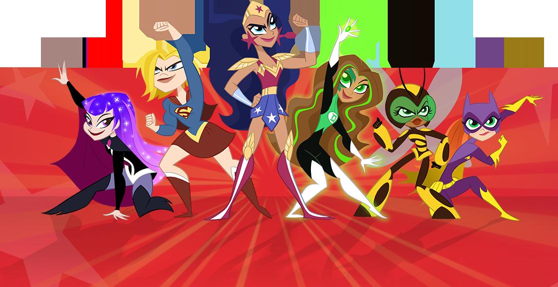 DC Super Hero Girls | Emancipação e perspectivas femininas