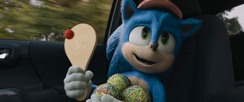 Sonic: O Filme (2020) | Longa aposta em clicherização segura e divertida