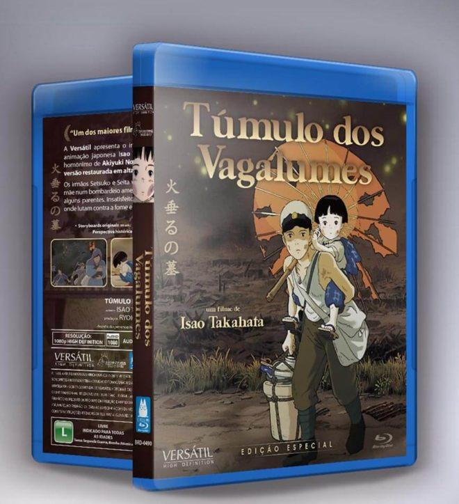 Túmulo dos Vagalumes | Blu-ray será relançado no País