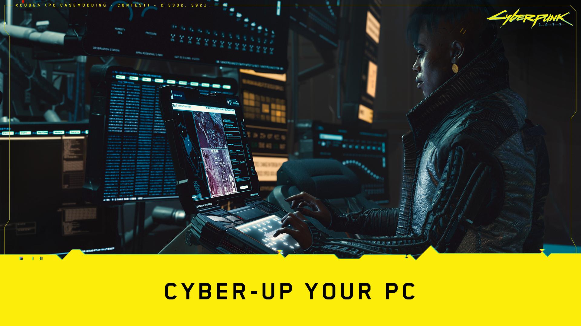 Cyberpunk 2077 | Concurso promove PC gamer dos sonhos