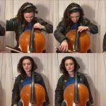 "Violoncelista toca tema de ""A Super Máquina"" em 8 tchelos"
