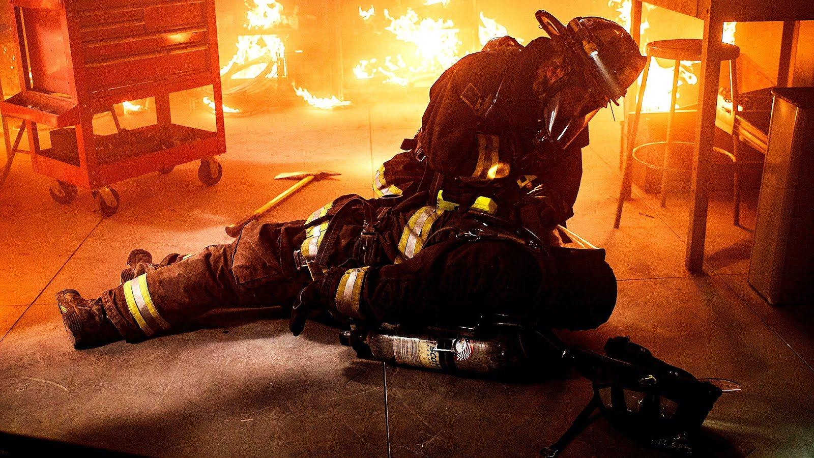 Chicago Fire   O fogo é o menor dos problemas