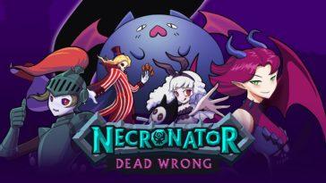 Necronator: Dead Wrong | Uma diversão em guerra de cartas