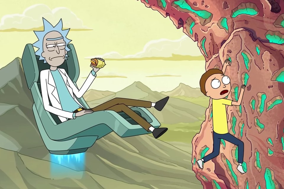 Rick e Morty | Uma viagem escrachada de humor ácido