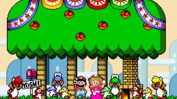 Super Mario World | Jogue novas aventuras com Mario e Luigi