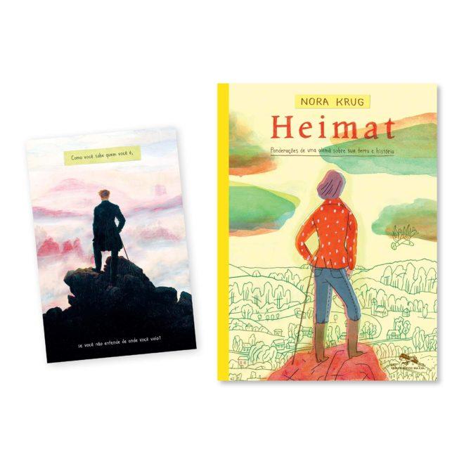 HQ do Dia | Heimat – Pontapés de uma alemã sobre sua terra e história