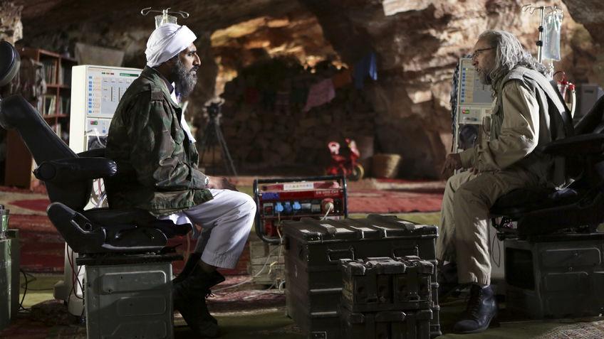 Eu, Deus e Bin Laden (2016)   A missão divina de parar um terrorista