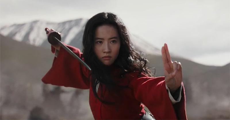 Mulan (2020) | Ser competente é o suficiente