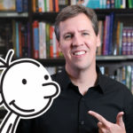 Jeff Kinney e o poder de encantar leitores de todas as idades