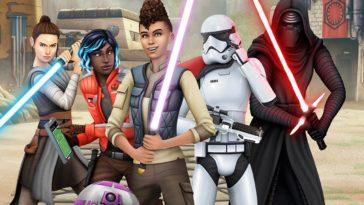 The Sims 4: Journey to Batuu | Escolher um lado nunca foi tão divertido