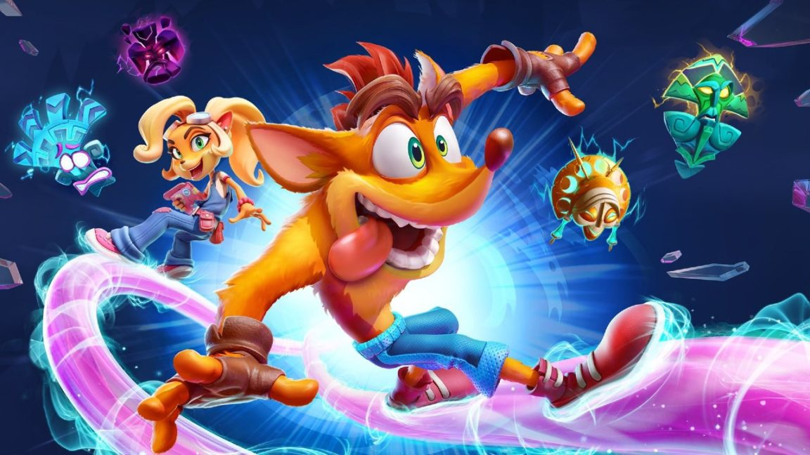 Crash Bandicoot 4   Game de plataforma acerta na diversão