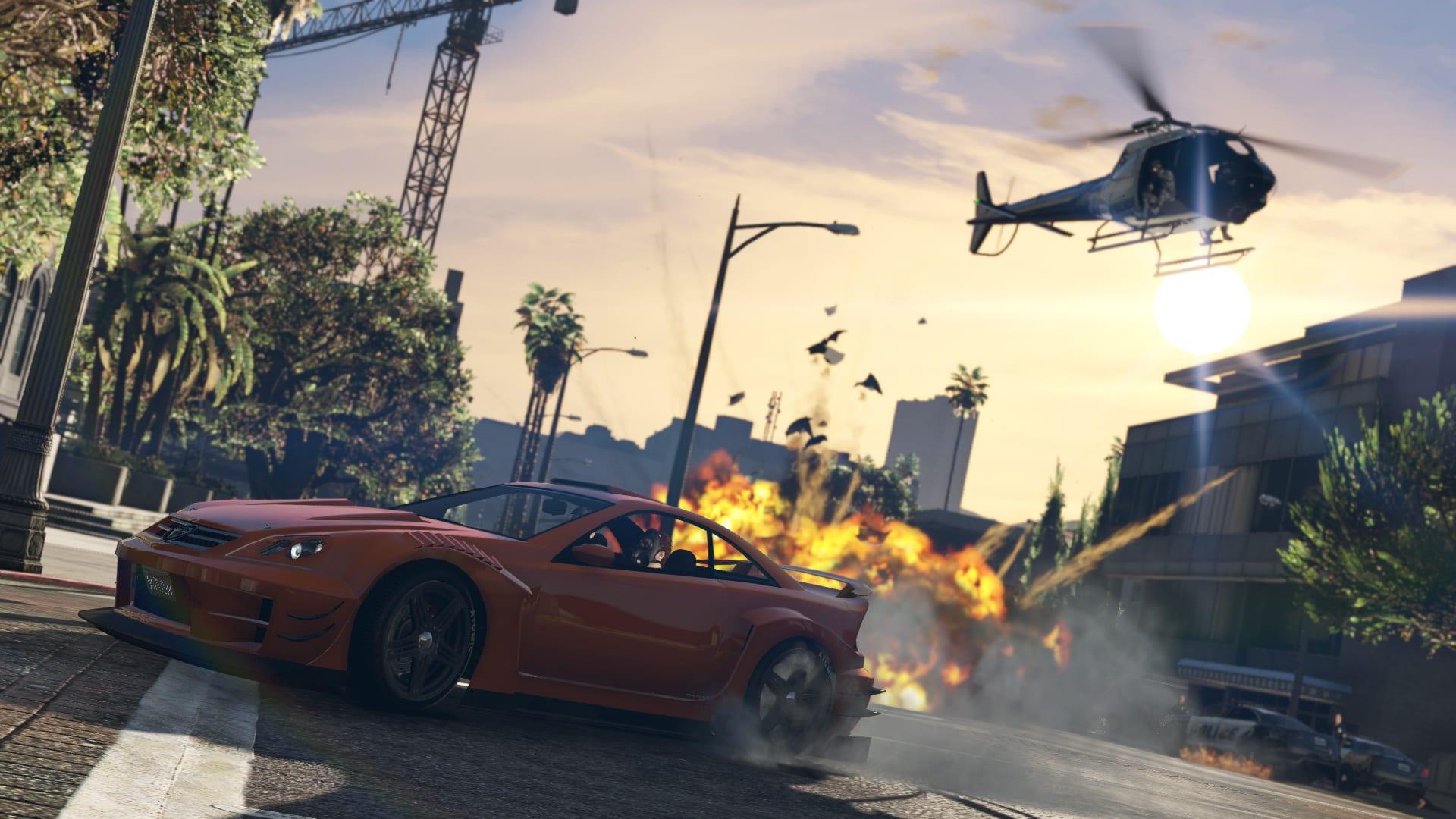 Grand Theft Auto V | Apesar da jogabilidade datada, trama ainda cativa e conquista