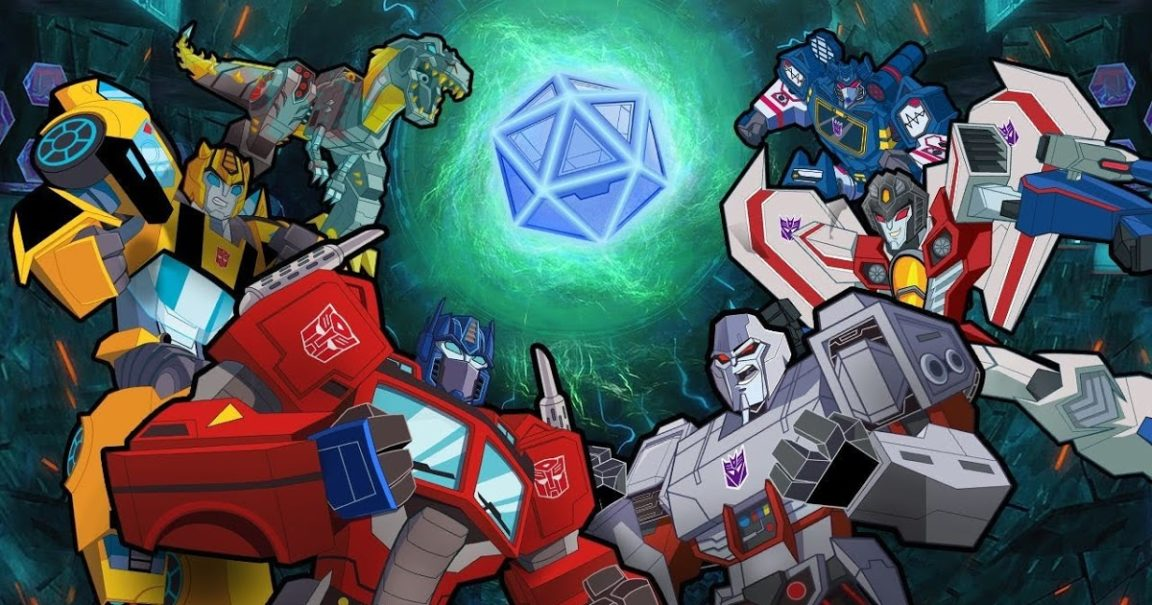 Transformers: Campo de Batalha | Uma diversão em turnos