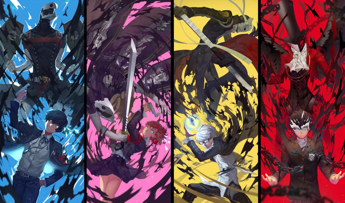 "Trilha sonora do game ""Persona"" é disponibilizada no Spotify"