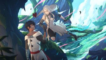 Haven | O descobrimento de um novo mundo pode ser fantástico