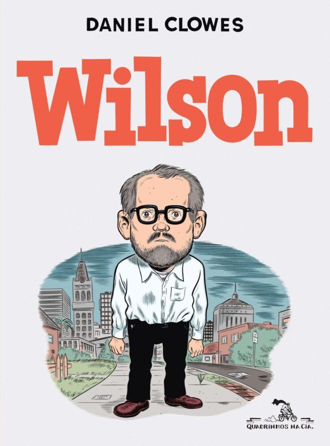 HQ do Dia | Wilson - Daniel Clowes