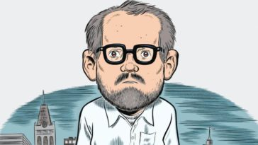 HQ do Dia | Wilson - Daniel Clowes
