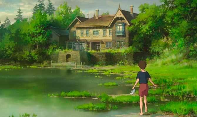 As Memórias de Marnie (2014) | O perdão que destrói as sombras
