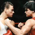 Retroceder Nunca, Render-se Jamais (1986)   Van Damme de vilão e Bruce Lee no coração