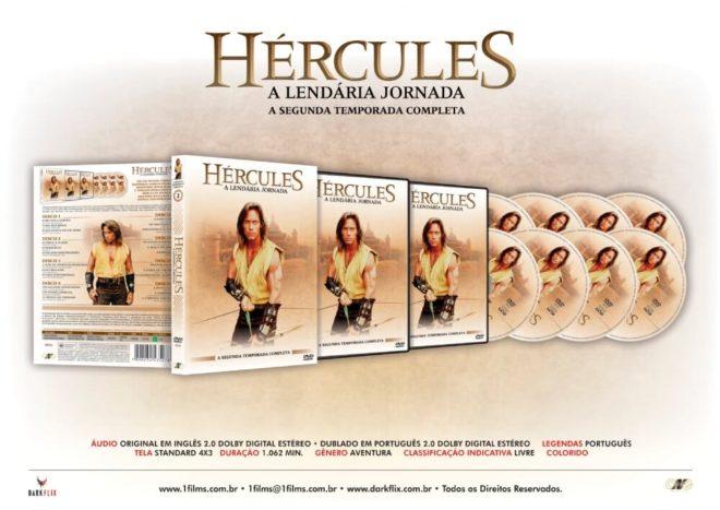 Hércules: A Lendária Jornada | O incrível semideus da TV
