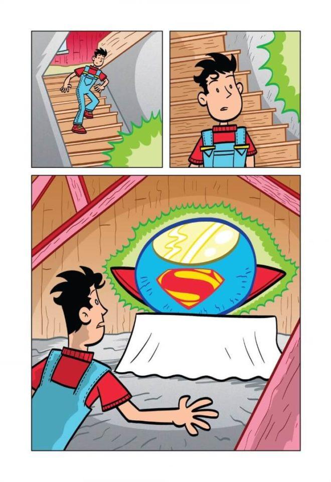 HQ do Dia | Superman de Smallville – Art Baltazar e Franco Aureliani