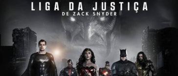 Liga da Justiça: Snydercut (2021)   Duas hora era suficiente e seria um ótimo filme