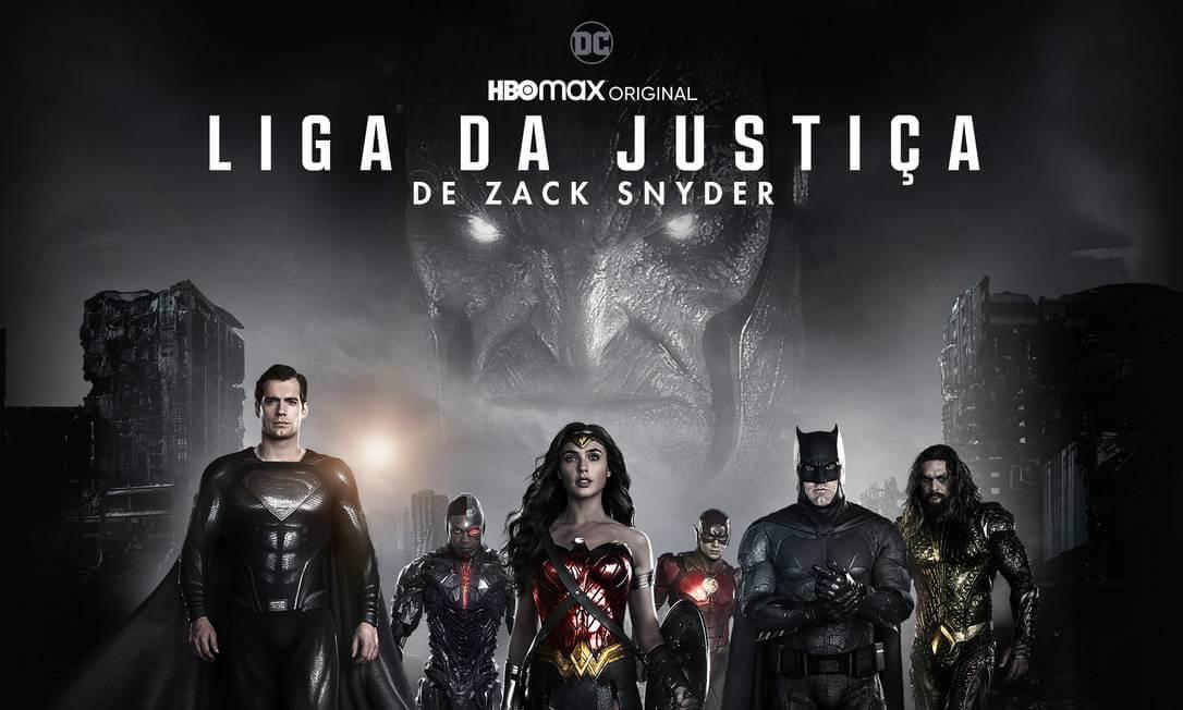 Liga da Justiça: Snydercut (2021) | Duas hora era suficiente e seria um ótimo filme